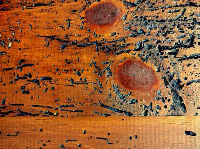How to get rid of woodworms: DIY woodworm treatment
