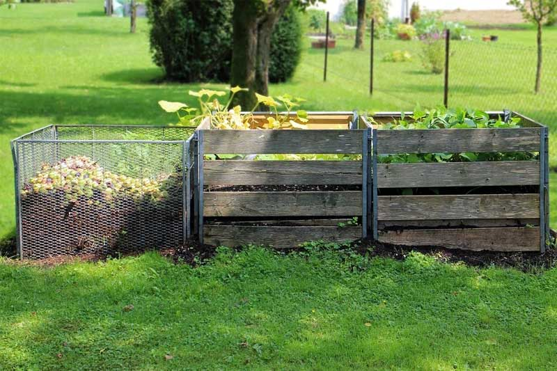 How to choose the compost bin
